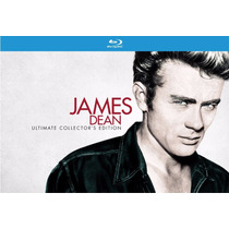 James Dean Ultimate Collector´s Edition Blu Ray Cofre