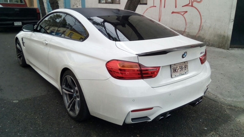 Bmw M4 Coupe Serie 4, 450hp, 550torque 2015
