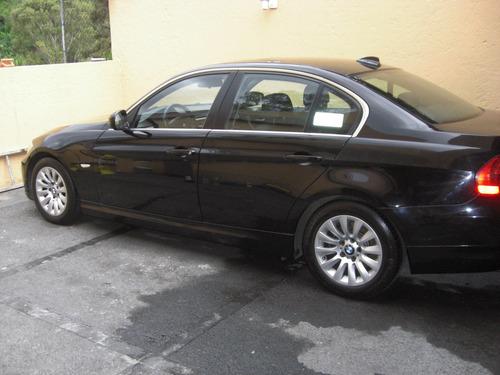Bmw Serie 3 325i Color Negro