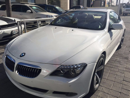 Bmw Serie 6 650i Coupe At