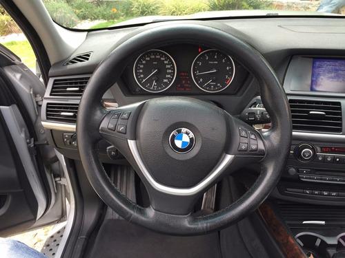 Bmw X5 2008 V6 3.0 7 Pasajeros Quemacocos Madera Piel 3 Fila