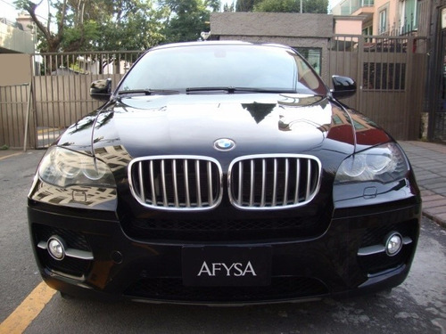 Bmw X6 2009 50ixdrive V8 Bi-turbo Factura Original Remato!!