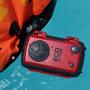 Ecoxgear Bocina Caja Contra Agua Para Iphone 5s Rojo Remate