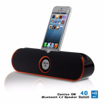 Altavoz Inalámbrico Contixo Bluetooth Recargable Iphone