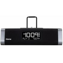 Ihome Idl45bc Radio Con Luz Para Iphone 5/5s 6/6plus Ipad