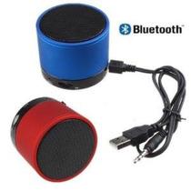 Mini Bocina Bluetooth Recargable Envío Dhl Gratis