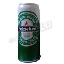 Bocinas Fm Sd Usb Recargables Lata De Heineken