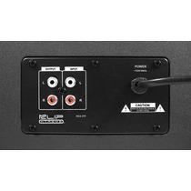 Klipx 2.1 Stereo Speakers 110v/220v Klip Xtreme Kes-370