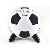 Bocina Portatil Balon Usb Aux Mp3 Radio Fm Touch Ms108