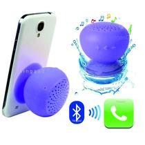 Bocinas Bluetooth Contra Agua, Manos Libres Bocina Para Baño