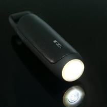 Bocina Bluetooth Con Linterna- Manos Libres Mj-18