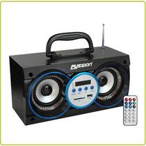 Reproductor Digital Portátil - C/control Remoto