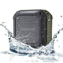 Omaker M4 Portátil Bluetooth 4.0 Altavoz Con 12 Horas Tiempo