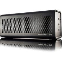 Bocinas Bluetooth Recargable Portátil Braven 570 Negra