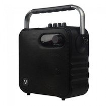 Karaoke Speaker 400 Vorago Microfono Inalambrico