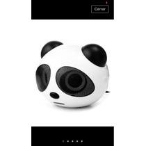 2 Bocinas De Oso Panda