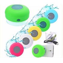 Mini Bocina Bluetooth Contra El Agua Recargable Baño
