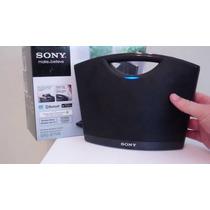 Bocina Recargable Sony Con Bluetooth Y Nfc En Color Negro