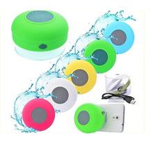 Bocina Bluetooth Manos Libres-mini-contra El Agua-recargable