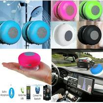 Mini Bocina Bluetooth A Prueba De Agua Batería Integrada Vbf