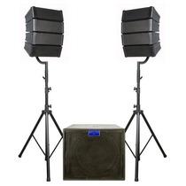 Sistema De Audio Lineal American Audio Mray Sistem 18