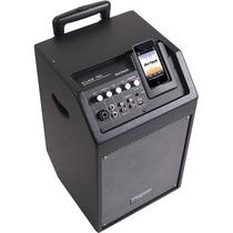 Dj Tech Icube 90 Sistema Pa Portatil Para Ipod
