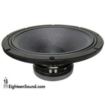 Bocina Eighteen Sound Para Bajo 18 Pulgadas Mod. 18w2000