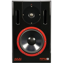 Akai Rpm8 Monitor De Estudio Profesional Bi Amplificado 120w