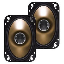 Polk Audio Db461 De 4 Por 6 Pulgadas Coaxial Speakers (pair,