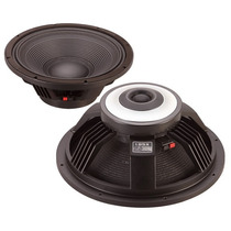 Bocina 18 Das 1000 Watts 2000 Programables Sub Woofer Grave