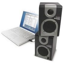 Alesis M1a320 Usb Monitores De Estudio Amplificados, El Par