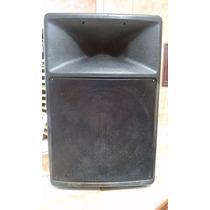 Bocina Amplificada Backstage Sp-250, 600 Watts 15 Pulgadas