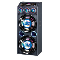 Consola Power Acoustik Ppa-2120 2 Subwoofer 12 Amplificador
