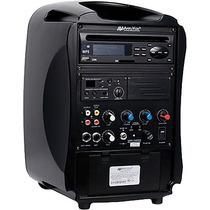 Amplivox Sw720 Sistema De Sonido Portatil Sw-720