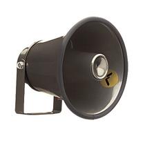 Trompeta Redonda De Aluminio Con Unidad 15 Watts 20x19