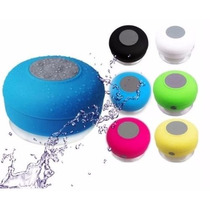 Bocina Bluetooth Sumergible Vs Agua Manos Libres 3 Watts Mp3