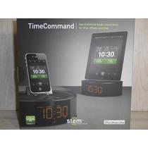 Dock Station Stem Time Command (despertador)