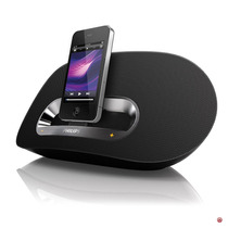 Phillips Bocina Base Dock Iphone Ipad Ipod 30 Pin Bluetooth