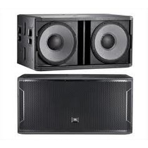 Jbl Stx 828s Dual 18 High Power Subwoofer 2 X 2242h