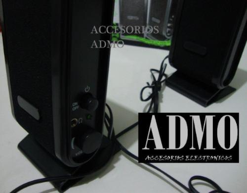 Bocinas Multimedia Para Compuadora O Laptop