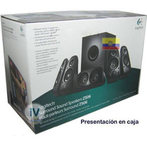Bocinas Logitech Z506 5.1 Pc,-bluray,-ps3-xbox Con Garantia