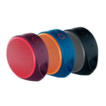 Logitech Bocina X100 Wifi Bluetooth Colores Nueva 984-000386
