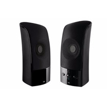 Cyber Acoustics Ca-896 2-piece Speaker System With Usb Charg