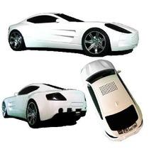 Dtc - Generico - Bocina Auto Aston Martin S10a Blanco