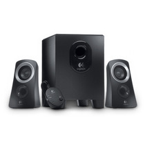 Bocinas Logitech Z313 2.1 Canales 980-000401 25watts Rms