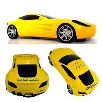 Dtc - Generico - Bocina Auto Aston Martin S10a Amarillo