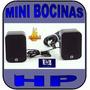 Bocinas Hp Mini (nuevas) Portables