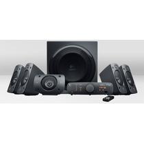 Logitech Bocinas Z906 Home Sistema De Sonido 980-000474
