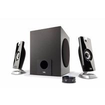 Bocinas Cyber Acoustic Ca 3080 2.1