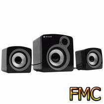 Sistema Audio Bocinas Multimeda Acteck 2.1 Axf-190 Promocion
